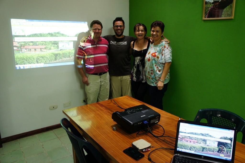 Jose Luis Casuso Coopecañera Comercio Justo FAIRTRADE Costa Rica