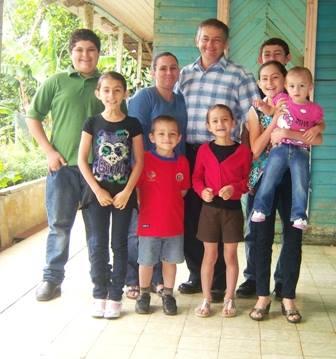 FAMILIA CAMPOS MESÉN