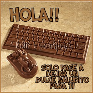 hola chocolate