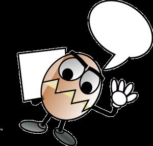 huevo hola