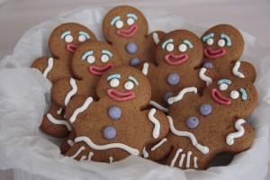 jengibre galletas