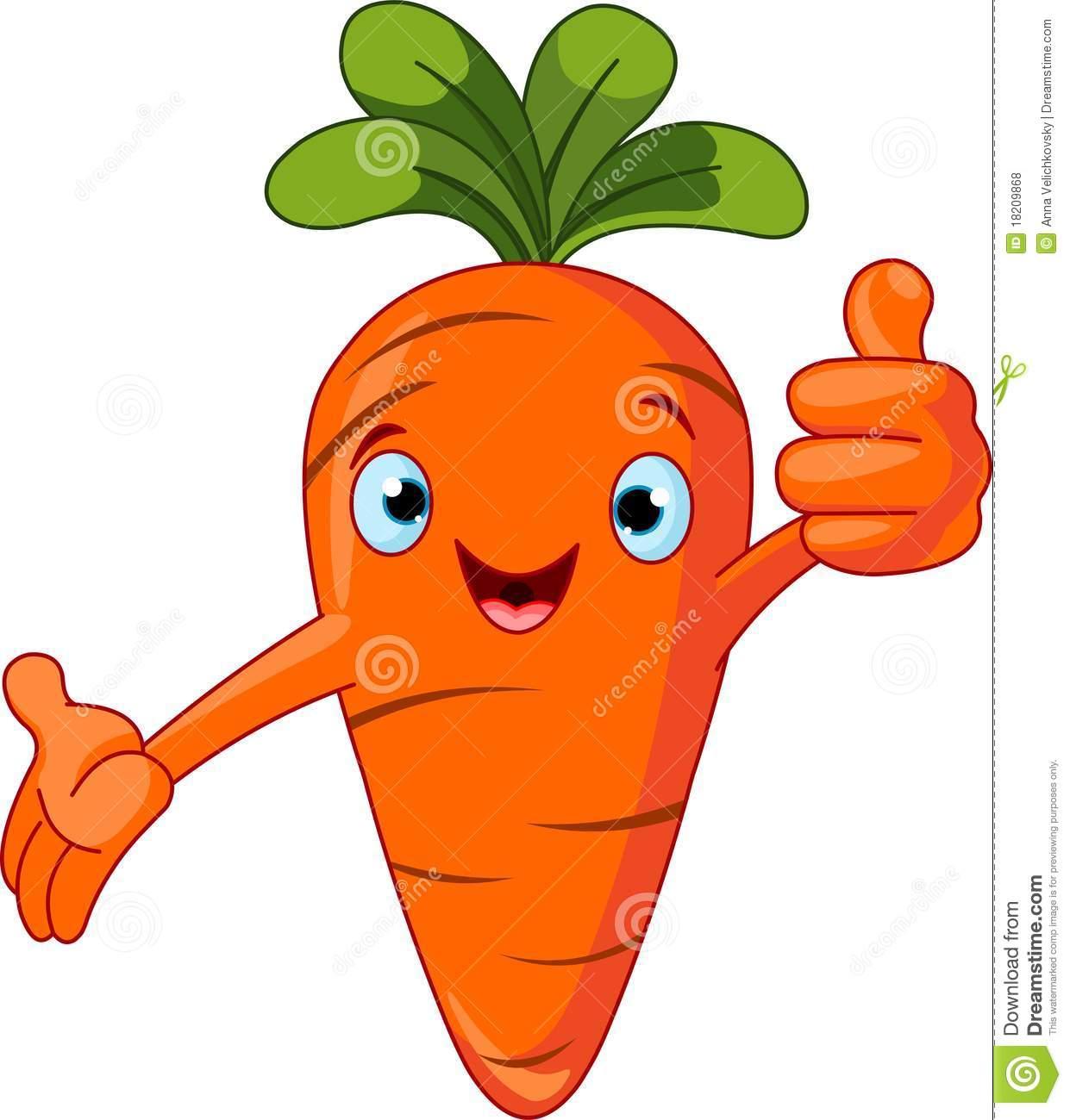 clip art cartoon vegetables - photo #4