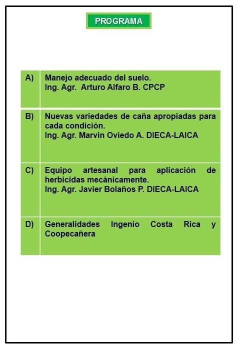 DÍA DE CAMPO CACAO ALAJUELA 13-10-15